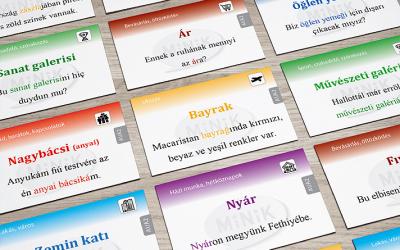 Tanulj könnyedén Te is a Szókártyákkal!
