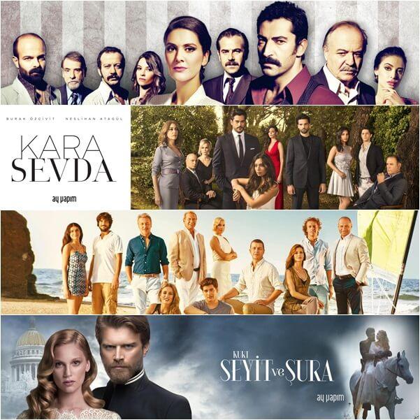 Valljuk be, szeretjük a török sorozatokat!
